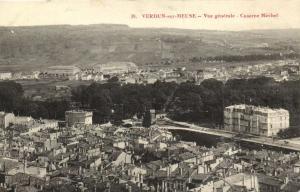 CPA Militaire (Dep.55) Verdun - Vue générale - Caserne Miribel (90979)