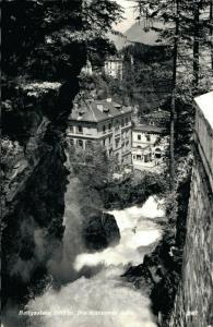 Austria Bad Gastein Die stürzende Ache 02.03