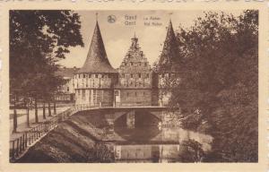 GENT, Het Rabot, East Flanders, Belgium, 10-20s