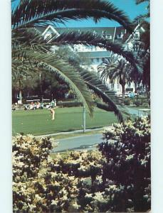 Unused Pre-1980 GOLF AT BELLEVIEW BILTMORE HOTEL Tampa - Clearwater FL Q5784