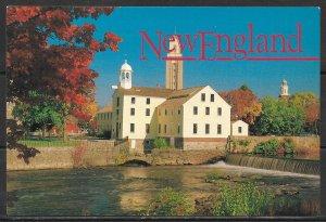 Rhode Island, Pawtucket - Old Slater Mill - [RI-052X]