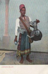 EGYPT , 00-10s ; Limonade Seller