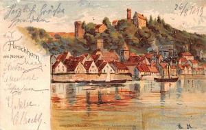 Germany Hirschhorn am Neckar  Hirschhorn am Neckar