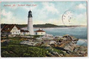 Head Light (lighthouse), Portland ME