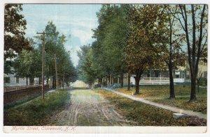 Claremont, N.H., Myrtle Street