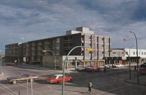 Territorial Hotels Ltd., Yellowknife Inn, Northwest Territories, Canada, 40-60s