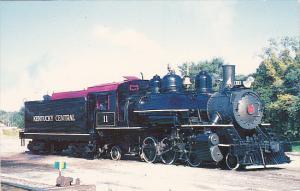 Kentucky Central Railway Locomotive #11