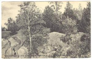 Vue Generales des Mines D'Acton - VALE , Quebec , Canada , PU-1910