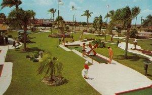 TREASURE ISLAND , Florida, 40-60s; Gulf Golf - Miniature