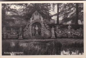 Netherlands Arnhem Bedriegertjes 1956 Real Photo