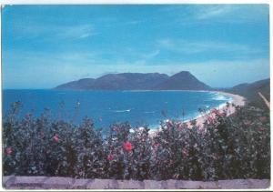 Brazil, Brasil, FLORIANOPOLIS, Ilha de Santa Catarina, used Postcard