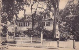 Governor Langdon House Built Built 1784 Portsmouth New Hampshire