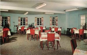 Oriskany New York~Dining Room In The Infirmary Building Easter Star Home~1950s
