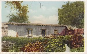 Old Home Of Kit Carson Near Las Animas, Colorado, 1910-1920s