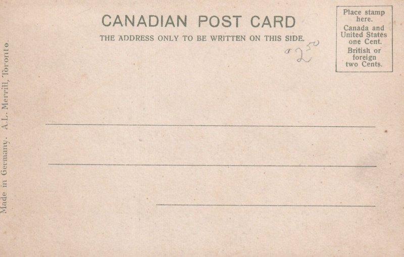 GUELPH, Ontario, Canada, 1901-1907; Macdonald Hall, O.A.C.