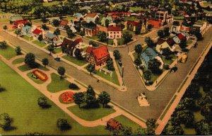 Pennsylvania Hamburg Roadside America Miniature Village Village O...