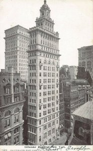 Gillender Building, Manhattan, New York City, N.Y., Early Postcard, Used in 1906