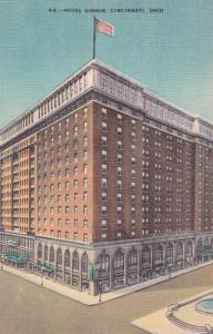 Hotel Gibson - Cincinnati, Ohio  - Linen