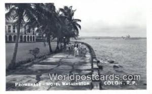 Republic of Panama, República de Panamá Promenade Hotel Washington Colon  R...