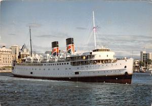 TEV Princess Marguerite - British Columbia