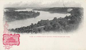 HOLYOKE , Massachusetts , PMC 1898 ; View from mountain Park