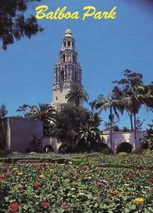 CA - San Diego, Balboa Park