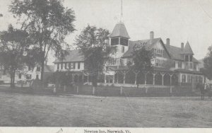 NORWICH , Vermont, 1900-10s; Williams Science Hall