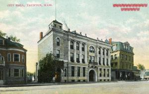 MA - Taunton. City Hall