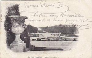 Parc de Versailles, Bassin de Latone, Ile-de-France, France, PU-1900
