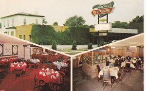 BELLEVILLE, Illinois; 3-Views, Fischer's Restaurant, 1940-60s