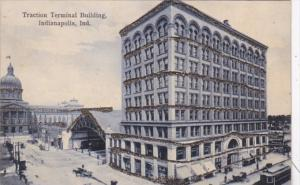 Indiana Indianapolis Traction Terminal Building