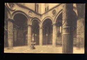 039189 ITALY Firenze.Palazzo Vecchio - Il Cortile