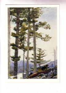 Winslow Homer Old Settlers, Museum Fine Art Boston, Printed in Germany Hartmann