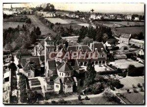 Postcard Modern Jet To Top Plounevez Moedec Community Park Pors year