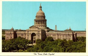 Texas Austin State Capitol Building