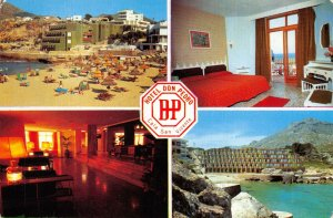 Vintage Spain Postcard, Hotel Don Pedro, Cala San Vicente, Mallorca, Majorca FL9