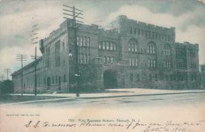 First Regiment Armory, Newark, New Jersey, PU-1905