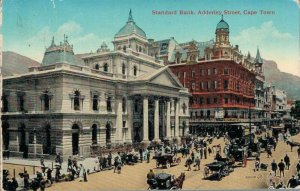 South Africa Standard Bank, Adderley Street, Cape Town 03.04