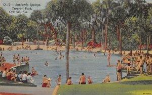 Sanlando Springs, Tropical Park Orlando, Florida