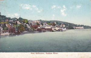 New York Huidson River New Baltimore