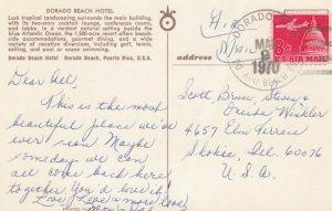 DORADO BEACH, Puerto Rico, 1970; Dorado Beach Hotel