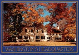 New Jersey Morristown Washington's Headquarters
