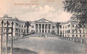 Government House Calcutta India Unused