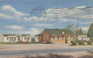 7351  VA Farmville    Boxwood Court and  Restaurant