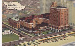 Hotel Chelsea, Atlantic City , New Jersey, 30-40s