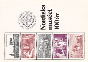 Stamps Of Sweden 1973 Issues