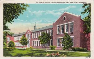Minnesota New Ulm Dr Martin Luther College Recitation Hall Curteich