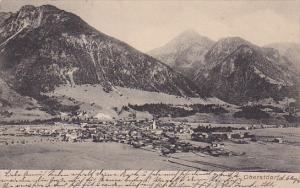 Panorama, Oberstdorf, Bavaria, Germany, PU-1905