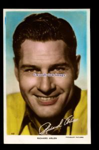 b6488 - Film Actor - Richard Arlen - Paramount Pictures No.88 - postcard