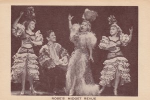 Rose's Midget Review , 1920-30s